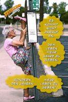 Es kommt nicht darauf an, dem Leben mehr Jahre zu geben, sondern den Jahren mehr Leben zu geben! - GoodVibes