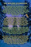 Die Wälder schweigen (1936) - GoodVibes - Erich Kästner