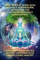 Die Welt wird sich niemals verändern, wenn wir die existierende Welt bekämpfen. Erschaffe ein neues Model, das das alte überflüssig macht. - Geistesblitze | Richard Buckminster Fuller