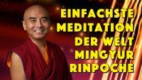 Die wahrscheinlich einfachste Meditation der Welt von Yongey Mingyur Rinpoche. - Geistesblitze Movie