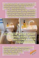 Japanische Toilettenwaschbecken - GoodNews