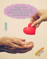 Liebe und Mitgefühl sind die höchsten Formen von Intelligenz - GoodVibes | B.M.Tang