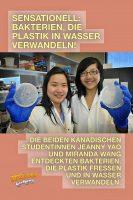 Plastikfresser-Bakterien - GoodNews