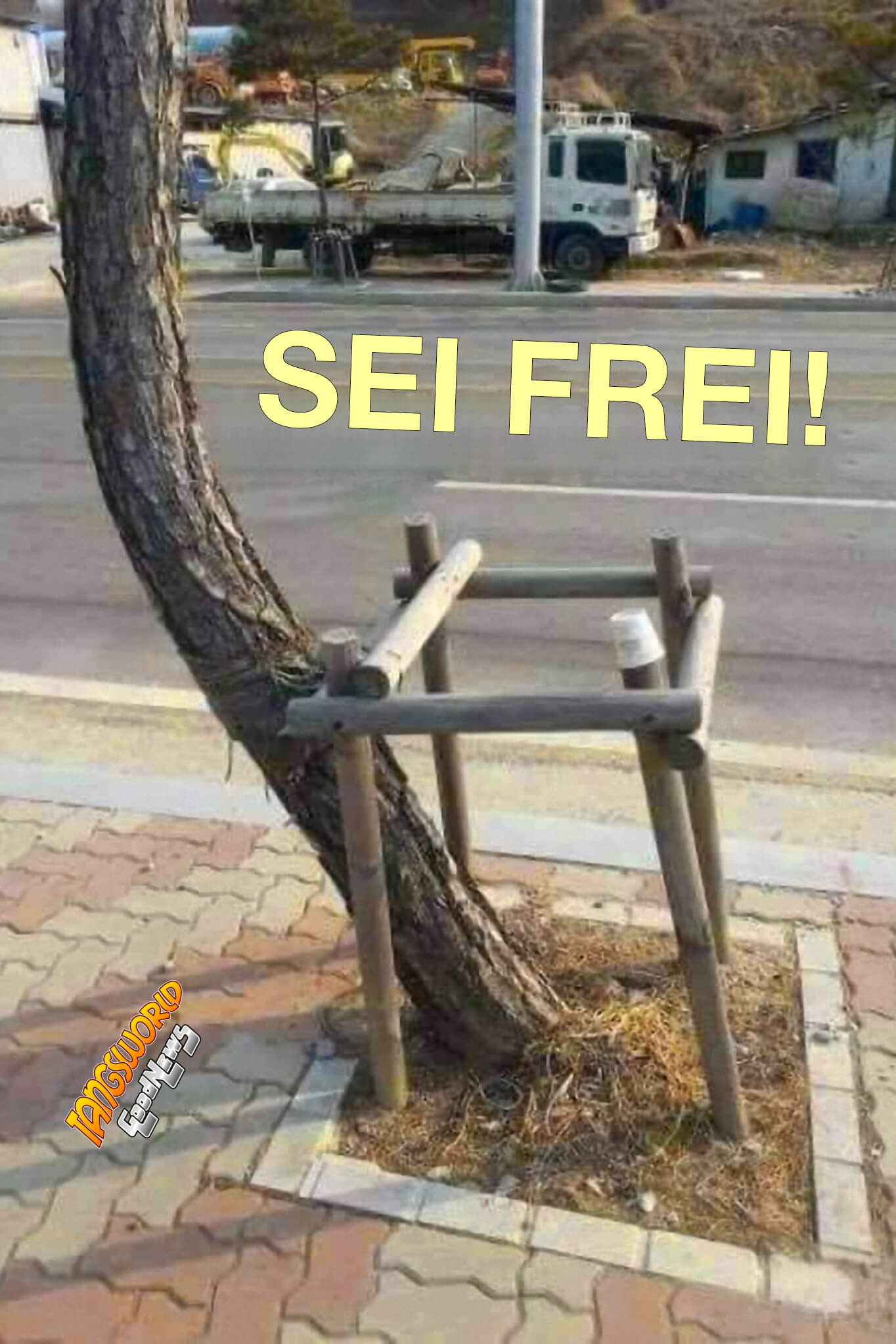 Sei frei! - GoodNews