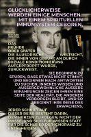 Glücklicherweise werden einige Menschen mit einem spirituellen Immunsystem geboren, das früher oder später die illusorische Weltsicht, die ihnen von Geburt an durch soziale Konditionierung aufgepfropft wurde, zurückweist. - Geistesblitze | Henri Bergson (1859-1941)
