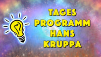 Tagesprogramm - Hans Kruppa - Geistesblitze Movie